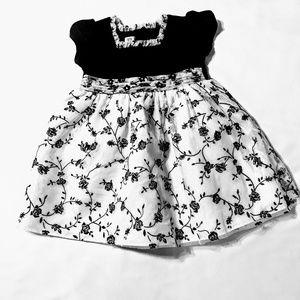 Girls 18 months Holiday Dress